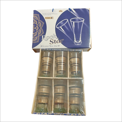 6 Pcs Glass Set