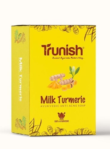 Milk Turmeric soap