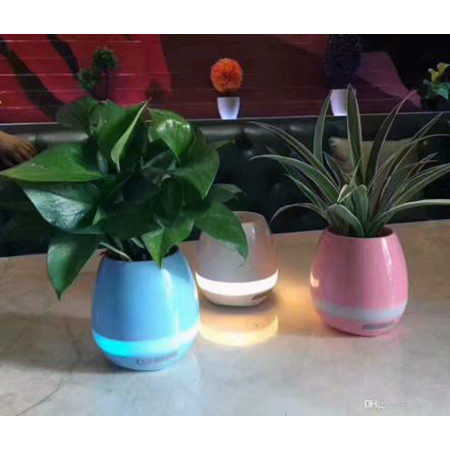 Music Flower Pot Speaker