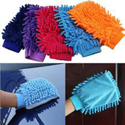 Single Microfiber Gloves