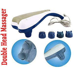 Double Head Massager