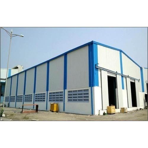 Steel Plant PEB Building