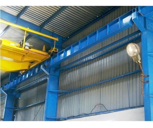Crane Steel PEB Buildings