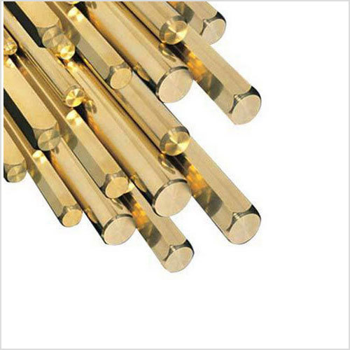 BS 2874 CZ 122 Leaded Forging Brass