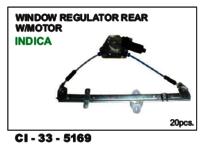 Window Regulator Rear W/Motor Indica Lh/Rh