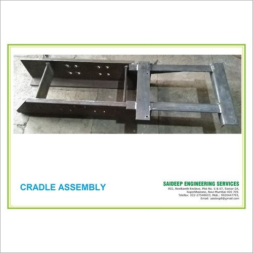Tipper Cylinder Mounting  Cradle Assembly  / Bracket