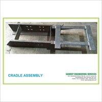 Tipper Cylinder Mounting  Cradle Assembly  / Bracket