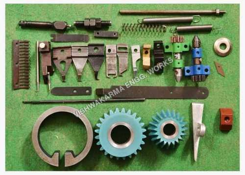 Thread book sewing machine all parts