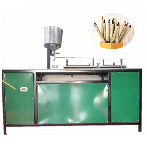 Waste Paper Pencil Making Machine