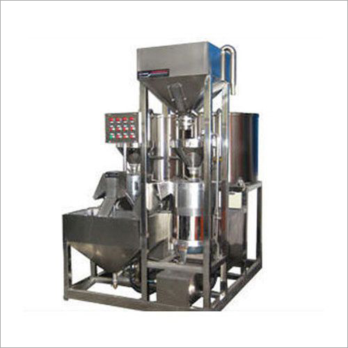 Automatic Soya Milk Making Machine