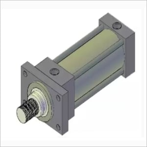 Front Flange Mounted Type