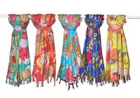 Silk Vintage Scarves