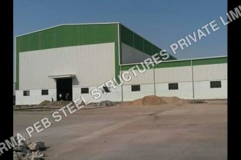 Prefabricated Warehouse