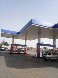 Petrol Pump Canopy False Ceiling