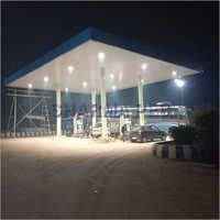 Biofuel & Charging Station Canopy