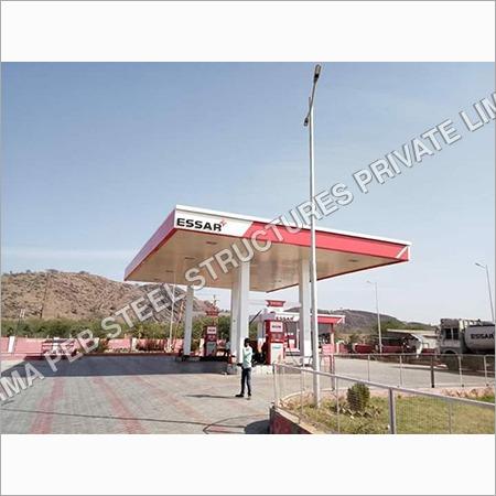 Essar Petrol Pump Canopies