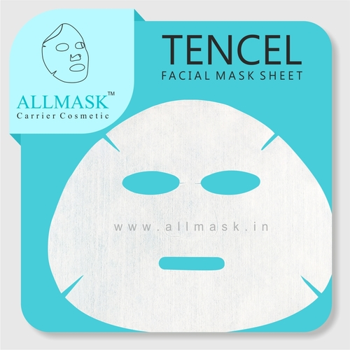 Tencel/Invisible Facial Mask Sheet - 100% Original - ODM/OEM Customization Available