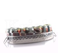 Oval Beer Tray