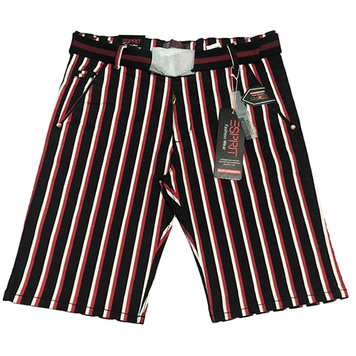 Mens Stylish Striped Shorts