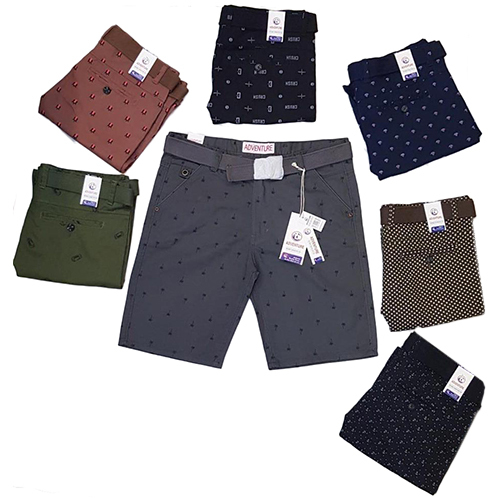 Mens Casual Cotton Short
