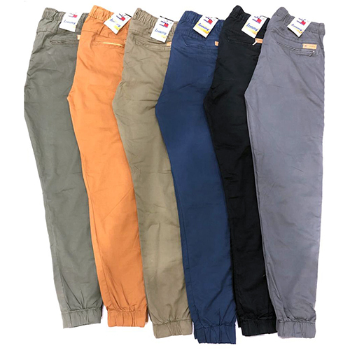 Mens Multy Colour Joggers