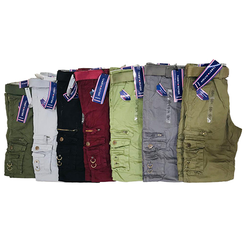 Mens Stretch Cargo