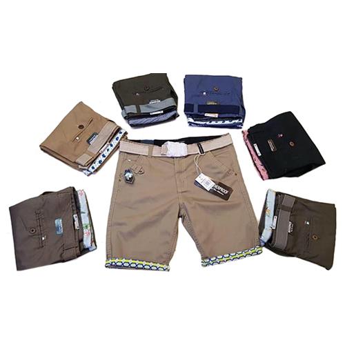 Mens Plain Cotton Shorts