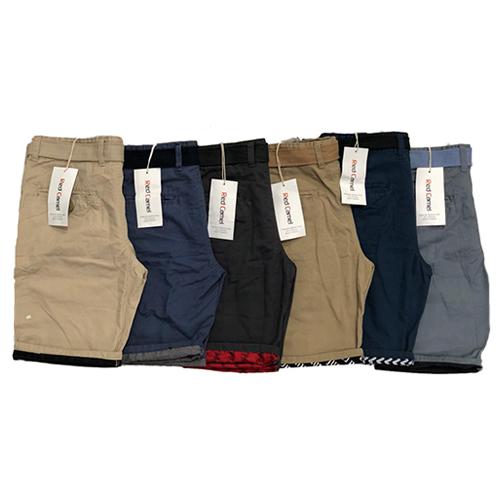 Mens Fancy Plain Cotton Shorts