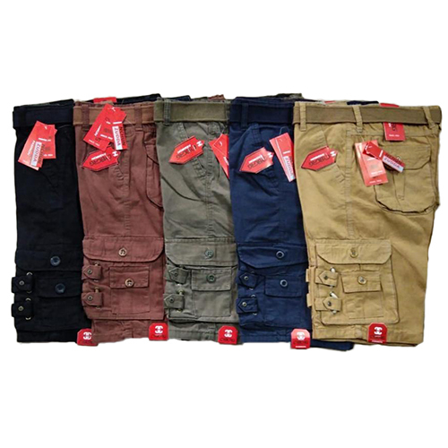 Mens Fancy Cargo Shorts