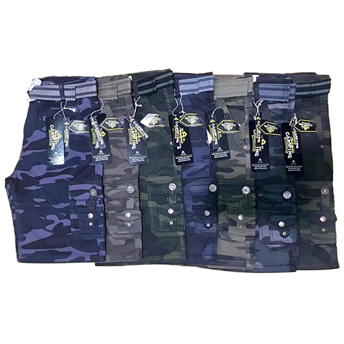 Mens Stylish Cargo Shorts