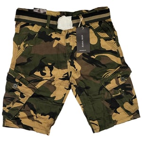 Mens Stylish Camouflage Short