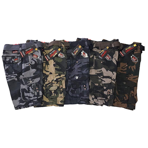 Boys Stylish  Cargo Shorts