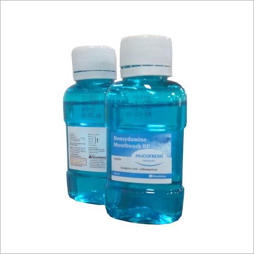 0.15 Percent Benzydamine W-V Mouthwash