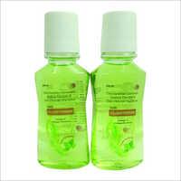 Chlorhexidine Gluconate Sodium Fluoride And Zinc Chloride Mouthwash