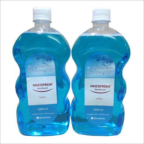 1000 ML Benzydamine Mouthwash
