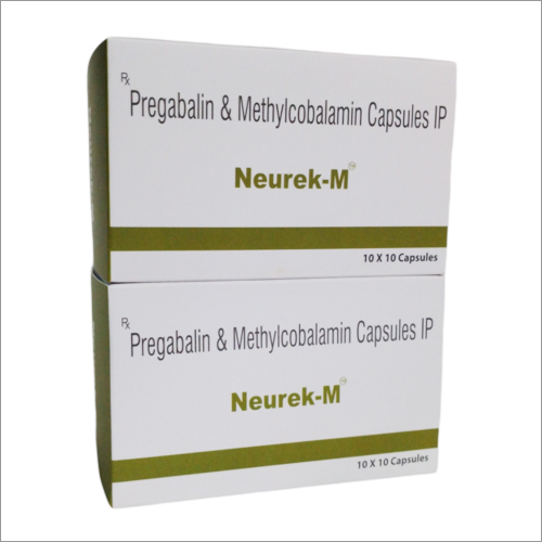 Pregabalin And Mecobalamin Capsule