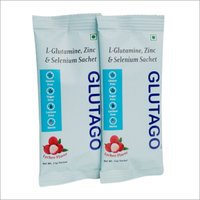 L-Glutamine And Zinc Sachet