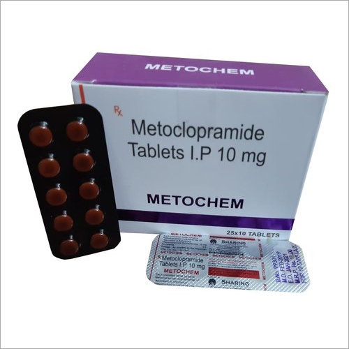 10 MG Metoclopramide Tablet