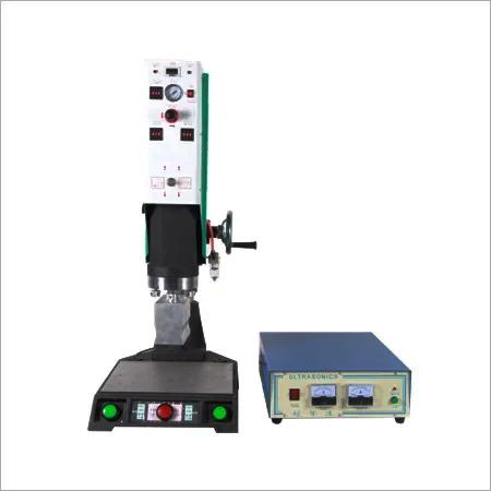 Semi Automatic Ultrasonic Welding Machine