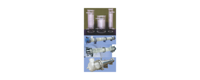 Heat Exchangers (Coil Type, Shell & Tube Type)