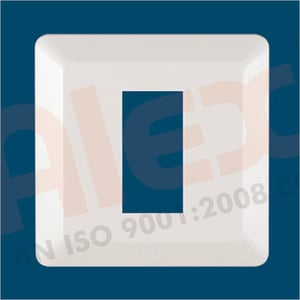 1 Module Base Plate With Cover Plate