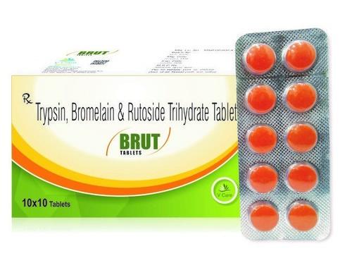 Brut Trihydrate Tablets