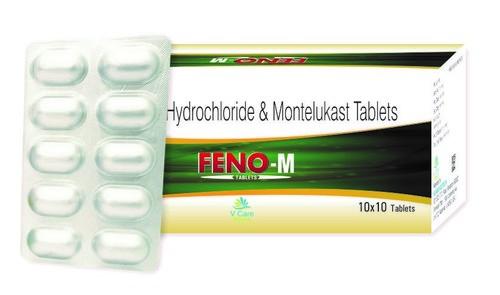 Feno-M Tablets