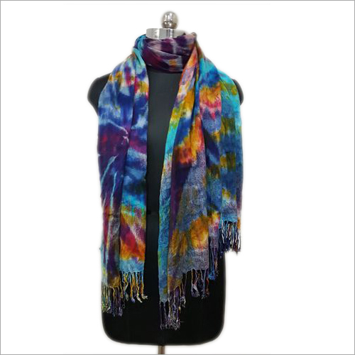 Ladies Multicolor Stole