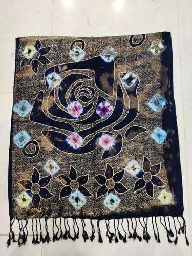 VIscose Rayon Fancy Stole