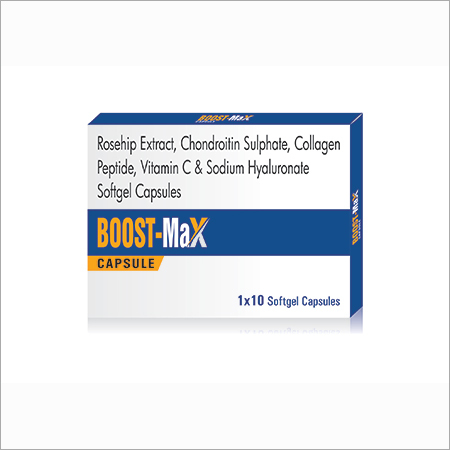 BOOST- MAX Softgel Capsule