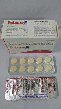 Drotaverine HCl & Mofenamic Acid Tablets