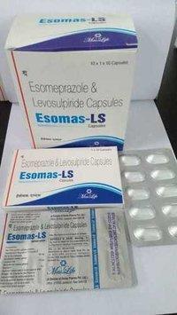 Esomeprazole & Levosulpiride Capsules