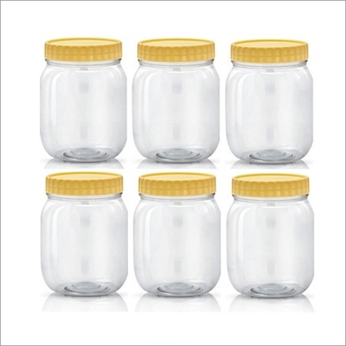6Pcs Plastic Kitchen Container Set