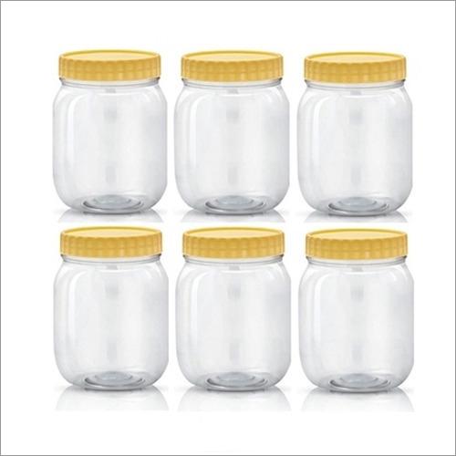 6Pcs Plastic Kitchen Container Set